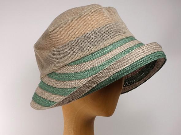 YSS-14 raffine knit stripe list HP