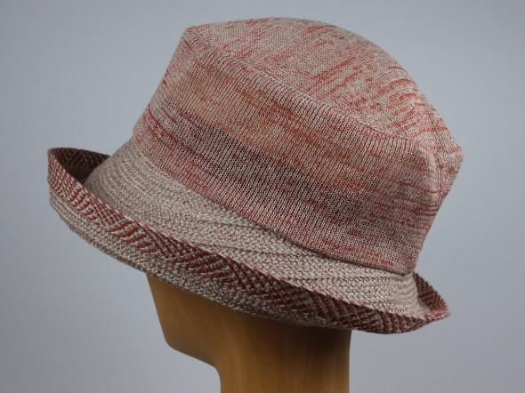 ZSS-15 raffiné lamé knit LIST